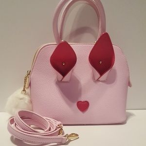 Cute Bunny mini satchel